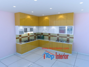 Modular Kitchen (10)