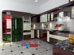 High Quality Modular Kitchen