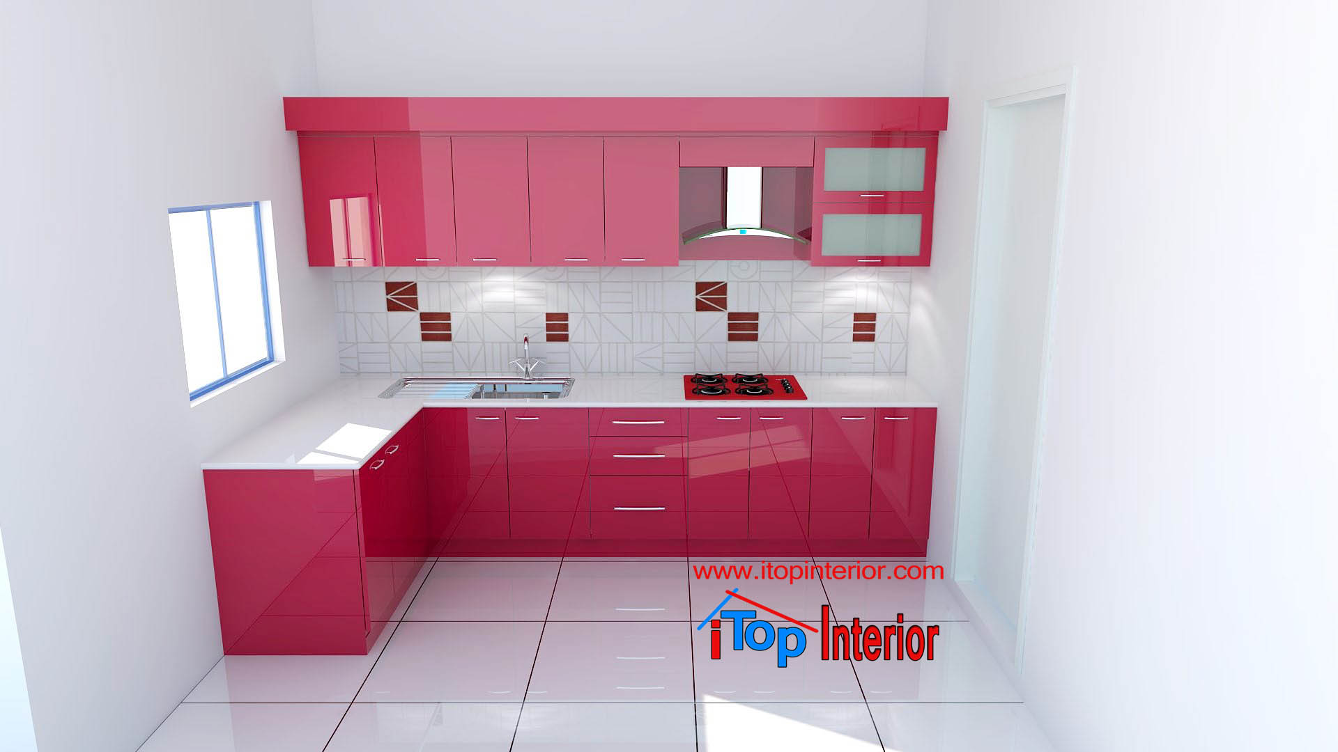 Modular Kitchen 4 Itop Interior Bangalore