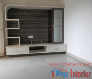 TV wall unit for living room
