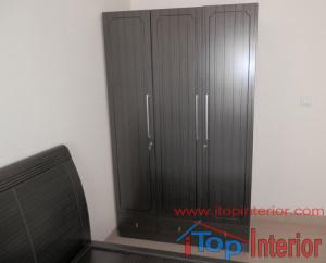 Modular wardrobe MDF