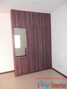 3 doors wardrobe in bangalore